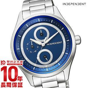今ならポイント最大20倍 インディペンデント INDEPENDENT Timeless Line ソーラー  メンズ 腕時計 KB1-210-71|10keiya