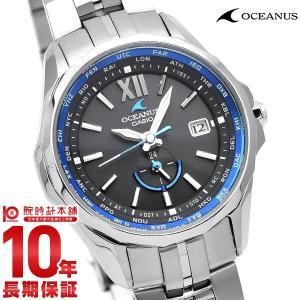 カシオ オシアナス CASIO OCEANUS マンタ  レディース 腕時計 OCW-S340-1AJF(予約受付中)|10keiya