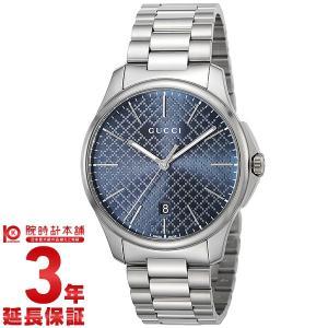 グッチ GUCCI   メンズ 腕時計 YA126316|10keiya