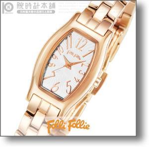 フォリフォリ WF8R026BPS レディース 腕時計 FolliFollie|10keiya
