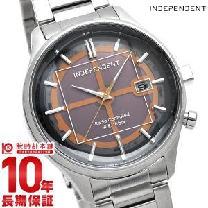 今ならポイント最大20倍 インディペンデント INDEPENDENT INNOVATIVE line 20周年記念モデル ソーラー電波  メンズ 腕時計 KL8-414-51|10keiya