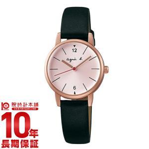 今ならポイント最大20倍 アニエスベー agnes b. 替えベルト付  レディース 腕時計 FCSK944 10keiya