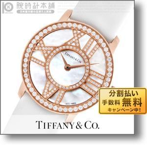 最大ポイント22倍 ティファニー TIFFANY AtlasCocktailRound  レディース 腕時計 Z1900.10.30E91A40B|10keiya