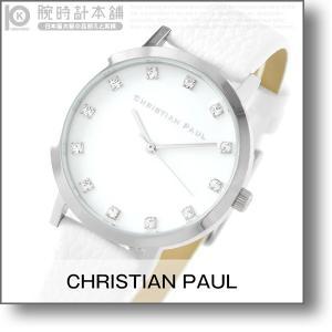 今ならポイント最大20倍 クリスチャンポール christianpaul   レディース 腕時計 SWL-03|10keiya
