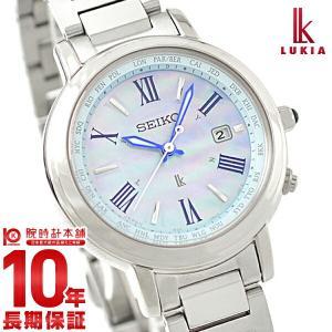 ルキア セイコー LUKIA SEIKO   レディース 腕時計 SSQV027 10keiya