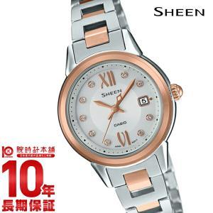 カシオ シーン CASIO SHEEN   レディース 腕時計 SHS-4500SG-7AJF(予約受付中) 10keiya