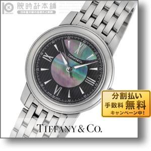 最大ポイント22倍 ティファニー TIFFANY マーク  ユニセックス 腕時計 Z0046.17.10A90A00A|10keiya