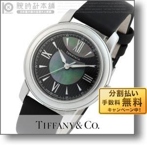 最大ポイント22倍 ティファニー TIFFANY マーク  ユニセックス 腕時計 Z0046.17.10A90A40A|10keiya