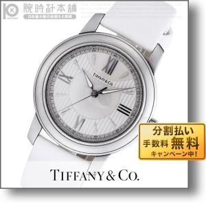 最大ポイント22倍 ティファニー TIFFANY マーク  ユニセックス 腕時計 Z0046.17.10A91A40A|10keiya