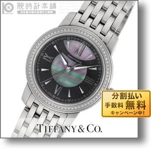 最大ポイント22倍 ティファニー TIFFANY マーク  ユニセックス 腕時計 Z0046.17.10B90A00A|10keiya