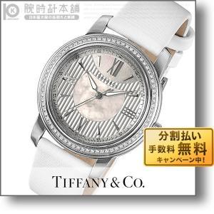 最大ポイント22倍 ティファニー TIFFANY マーク  ユニセックス 腕時計 Z0046.17.10B91A40A|10keiya