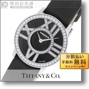 最大ポイント22倍 ティファニー TIFFANY アトラスカクテルラウンド  レディース 腕時計 Z1900.10.40E10A40B|10keiya