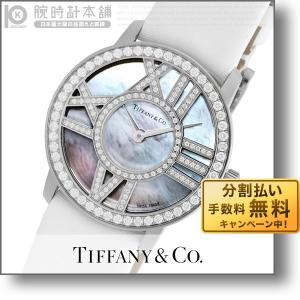 最大ポイント22倍 ティファニー TIFFANY アトラスカクテルラウンド  レディース 腕時計 Z1900.10.40E91A40B|10keiya