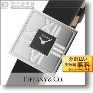 最大ポイント22倍 ティファニー TIFFANY アトラスカクテルスクエアレディ  レディース 腕時計 Z1950.10.40E10A40E|10keiya