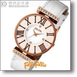 フォリフォリ ダイナスティ WF1B029SSS WH レディース 腕時計|10keiya