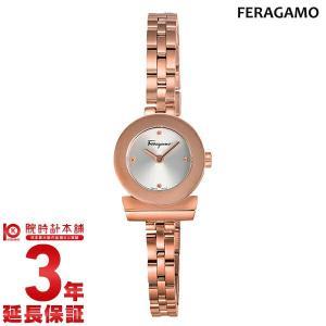 サルヴァトーレフェラガモ SalvatoreFerragamo ガンチーニブレスレット  レディース 腕時計 FBF040016 10keiya