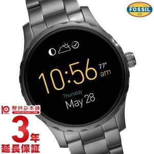 フォッシル Qマーシャル スマートウォッチ FTW2108 FOSSIL|10keiya