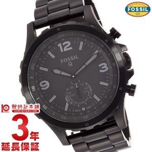 フォッシル Qネイト スマートウォッチ FTW1115 FOSSIL|10keiya