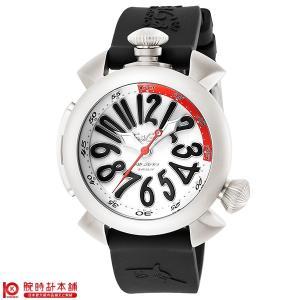 今ならポイント最大20倍 ガガミラノ GaGaMILANO ダイビング 48mm  メンズ 腕時計 50403BLKRUBBER|10keiya
