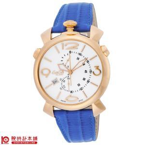 今ならポイント最大20倍 ガガミラノ GaGaMILANO シンクロノ 46mm  メンズ 腕時計 5098.01BT|10keiya