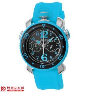 今ならポイント最大20倍 ガガミラノ GaGaMILANO クロノ スポーツ 45mm  メンズ 腕時計 7010.03|10keiya