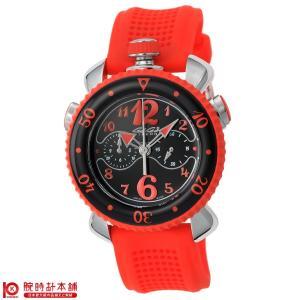 今ならポイント最大20倍 ガガミラノ GaGaMILANO クロノ スポーツ 45mm  メンズ 腕時計 7010.05|10keiya