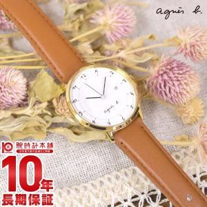 今ならポイント最大20倍 アニエスベー agnes b.   レディース 腕時計 FBSK944 10keiya