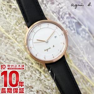 今ならポイント最大20倍 アニエスベー agnes b.   レディース 腕時計 FBSK946 10keiya
