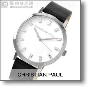 今ならポイント最大20倍 クリスチャンポール christianpaul エルウッド ルゥクス  レディース 腕時計 SW-05|10keiya