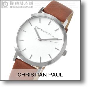 今ならポイント最大20倍 クリスチャンポール christianpaul ロウ  レディース 腕時計 RW-02|10keiya