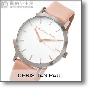 今ならポイント最大20倍 クリスチャンポール christianpaul ロウ  レディース 腕時計 RW-01|10keiya