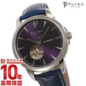 【5日店内最大31%戻ってくる!】 フルボデザイン Furbo   メンズ 腕時計 F5027SBL...