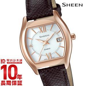 カシオ シーン CASIO SHEEN   レディース 腕時計 SHS-4501PGL-7AJF(予約受付中) 10keiya
