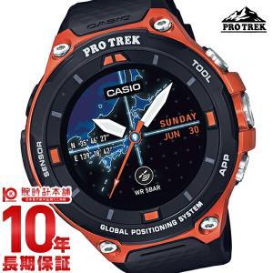 カシオ プロトレックスマート CASIO PROTRECK Smart Bluetooth搭載  メンズ 腕時計 WSD-F20-RG(予約受付中) 10keiya