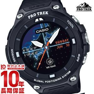 カシオ プロトレックスマート CASIO PROTRECK Smart Bluetooth搭載  メンズ 腕時計 WSD-F20-BK(予約受付中)|10keiya