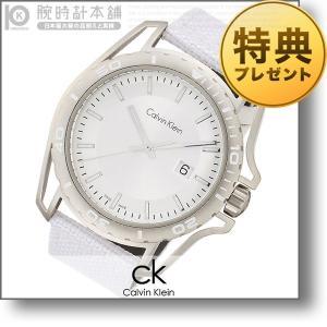 カルバンクライン CALVINKLEIN アース  メンズ 腕時計 K5Y31VK6|10keiya