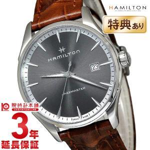 ハミルトン ジャズマスター HAMILTON ジェント  メンズ 腕時計 H32451581 シルバ...