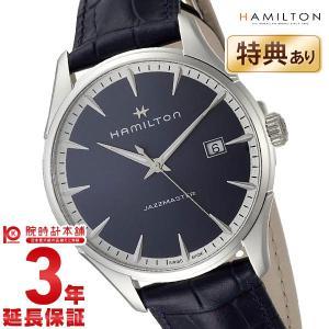ハミルトン ジャズマスター HAMILTON ジェント  メンズ 腕時計 H32451641 ブルー...