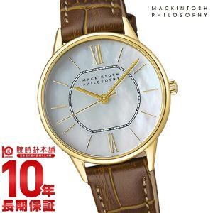 今ならポイント最大20倍 マッキントッシュフィロソフィー MACKINTOSHPHILOSOPHY   レディース 腕時計 FCAK990|10keiya