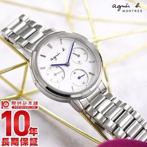 今ならポイント最大20倍 アニエスベー agnes b.   レディース 腕時計 FCST991 10keiya