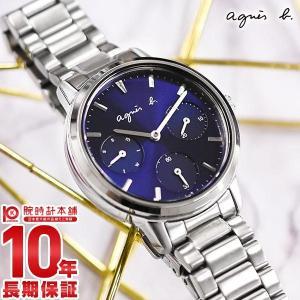 今ならポイント最大20倍 アニエスベー agnes b.   レディース 腕時計 FCST992 10keiya