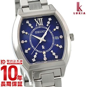 セイコー ルキア LUKIA クリスマス限定モデル 限定3000本 SSVW111 レディース|10keiya
