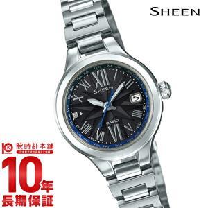 カシオ シーン CASIO SHEEN   レディース 腕時計 SHW-1750D-1AJF(予約受付中)|10keiya