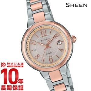 カシオ シーン CASIO SHEEN   レディース 腕時計 SHS-4503SPG-9AJF(予約受付中) 10keiya