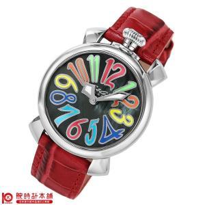 今ならポイント最大20倍 ガガミラノ GaGaMILANO マヌアーレ 40mm  ユニセックス 腕時計 5020.2|10keiya
