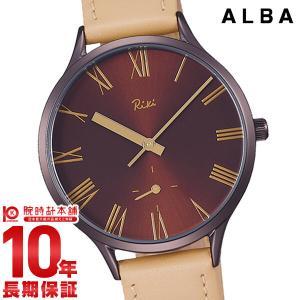 セイコー アルバ AKPT718 メンズ セイコー アルバ ALBA パブリッククロックモチーフ限定...