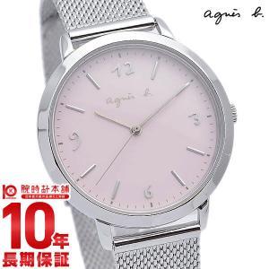 今ならポイント最大20倍 アニエスベー agnes b. クオーツ ステンレス  レディース 腕時計 FCSK942 10keiya