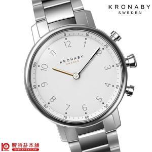 今ならポイント最大20倍 クロナビー KRONABY ノード  ユニセックス 腕時計 A1000-1912|10keiya