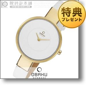 オバック OBAKU SOL COTTON  レディース 腕時計 V149LXGIRW|10keiya