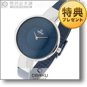 オバック OBAKU SOL ARCTIC  レディース 腕時計 V149LXCLML|10keiya